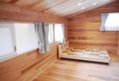 【200年杉】の寝室