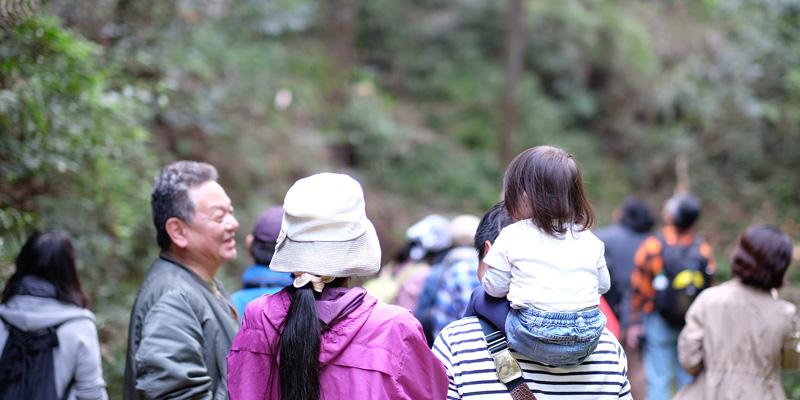 百年杉の加藤木材 代表取締役 加藤 政実